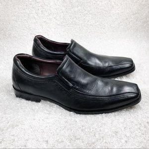 Johnston & Murphy Black Dress Shoes